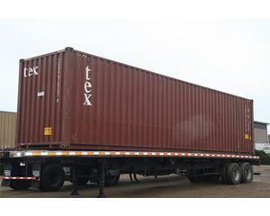 Strick Container / Storage Trailer