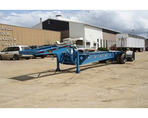Reinke Container Trailer Chassis