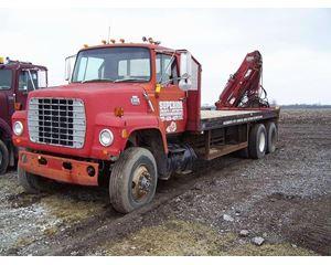 Ford L8000 Crane Truck
