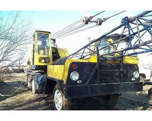 QUICKWAY 125B Crane Truck