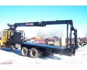HIAB 235K2 Crane / Boom