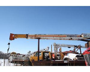 RO TEREX STINGER II TC-85-2 Crane / Boom