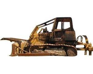John Deere 750B Crawler Dozer