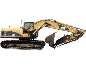 Caterpillar 320CL Crawler Excavator