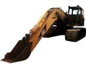Caterpillar 345DL Crawler Excavator