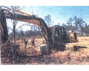 Kobelco SK220 LC Crawler Excavator