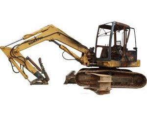Komatsu PC95 Crawler Excavator