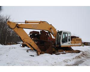 Liebherr R932HDSL LITRONIC Crawler Excavator