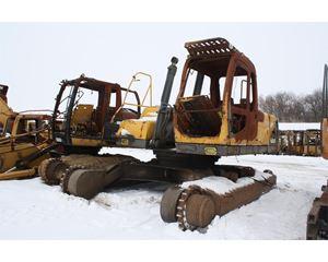 Volvo EC290 Crawler Excavator