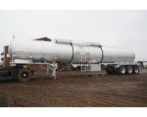 Dragon Crude Oil Tank Trailer