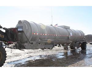 Heil Crude Oil Tank Trailer