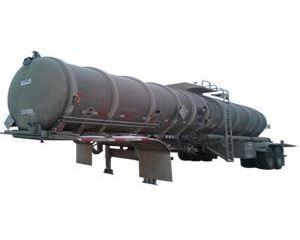 TYTAL Crude Oil Tank Trailer