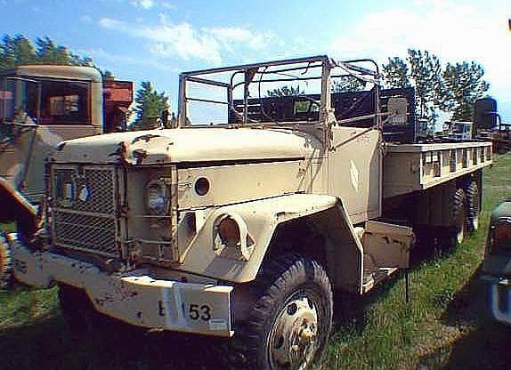 1900 AM General M35A2 Truck For Sale | Jackson, MN | 6575