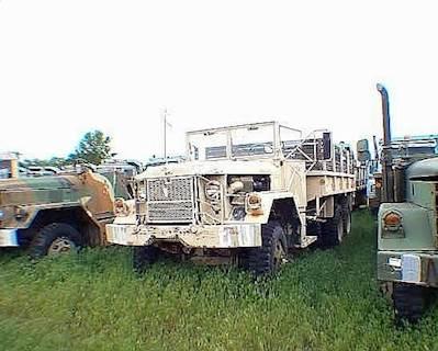 AM General Trucks For Sale | MyLittleSalesman com