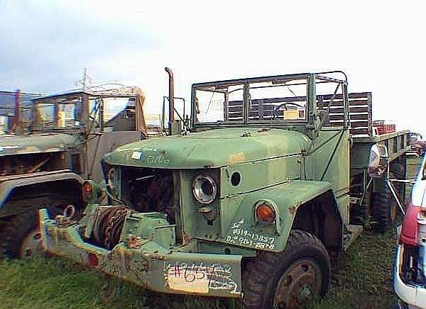 1900 AM General M35A2 Truck For Sale | Jackson, MN | 6572