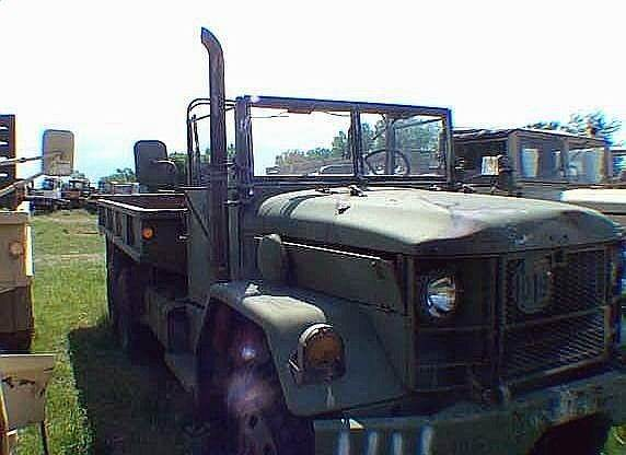 1900 AM General M35A2 Truck For Sale | Jackson, MN | 6802