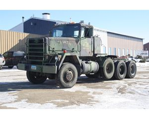 AM General M920 Day Cab Truck