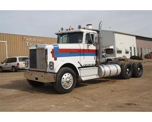 International F9370 Day Cab Truck