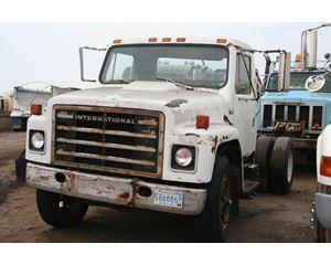 International S1854 Day Cab Truck
