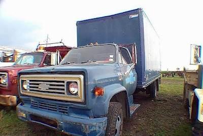 1979 GMC 5000 Box Truck / Dry Van For Sale | Jackson, MN | 3955