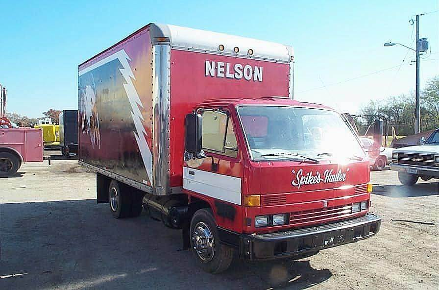 1989 Isuzu NPR Box Truck / Dry Van For Sale | Jackson, MN