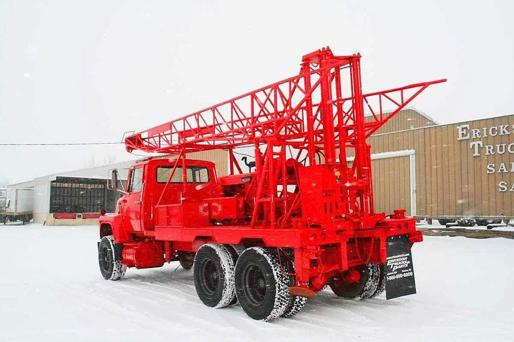 Ford Dealers Mn >> 1975 Ford F900 Digger Derrick Truck For Sale | Jackson, MN ...