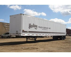 Trailmobile Dry Van Trailer
