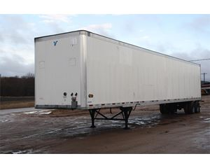Vanguard Dry Van Trailer