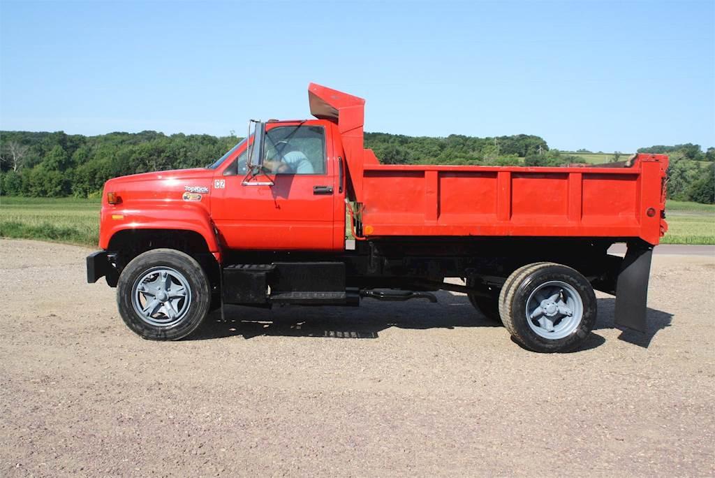 1994 GMC TOPKICK C7500 Medium Duty Dump Truck