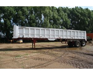 COBRA End Dump Semi Trailer