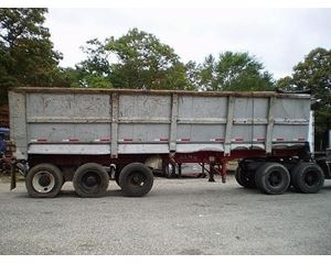 Hill End Dump Semi Trailer