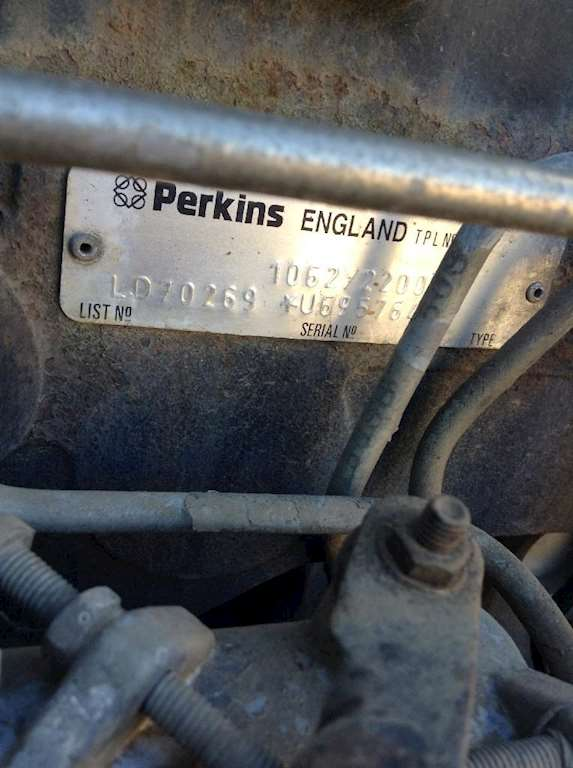 Perkins 953 Engine / Cylinder Block for a 1995 Bobcat 953