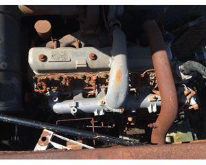Isuzu 6BG1T Engine