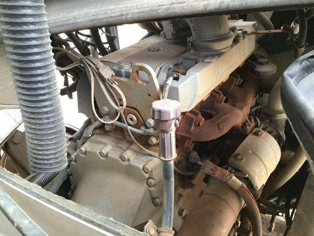 Mercedes-Benz OM904 Engine for a 2004 Freightliner MT-45