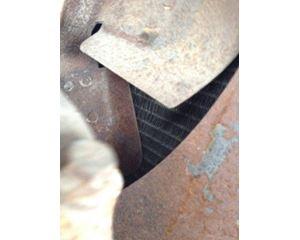 John Deere 772A Radiator