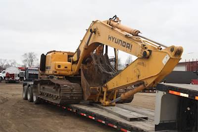 hyundai crawler excavator robex 180lc 7 complete manual