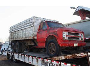 Chevrolet C50 Farm / Grain Truck