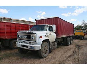 Chevrolet C70 Farm / Grain Truck