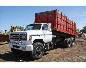 GMC TOPKICK C6500 Farm / Grain Truck