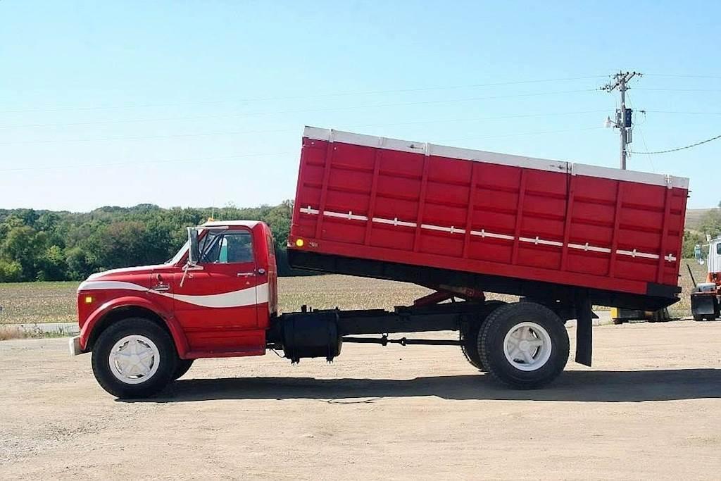 Gmc Dealers Mn >> 1970 GMC TOPKICK C5500 Farm / Grain Truck For Sale   Jackson, MN   B953   MyLittleSalesman.com