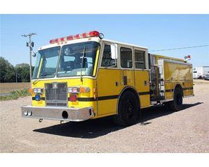 Simon Duplex 0H110 Fire Truck