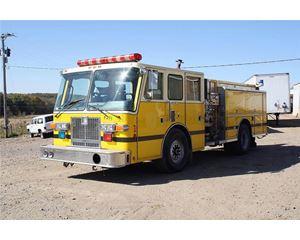 Simon Duplex CDM 1250 Fire Truck