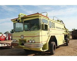 Walter CB3000 Fire Truck