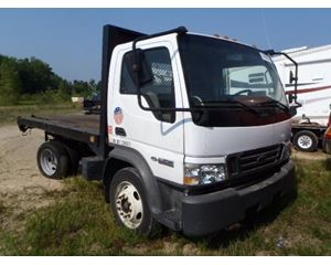 Ford LCF Flatbed Truck