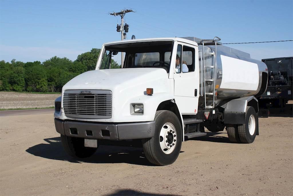 Freightliner Fl70 2002 Heavy Duty Trucks Manual Guide