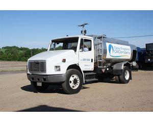 Freightliner FL70 Fuel / Lube Truck