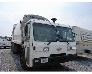 CCC LOW ENTRY Garbage Truck
