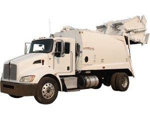 Kenworth T370 Garbage Truck