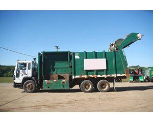 Volvo WG64 Garbage Truck