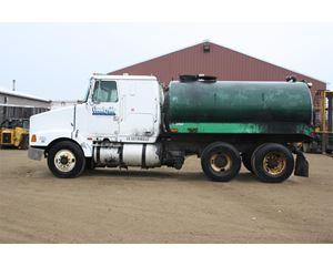 GMC 6000 Gasoline / Fuel Truck